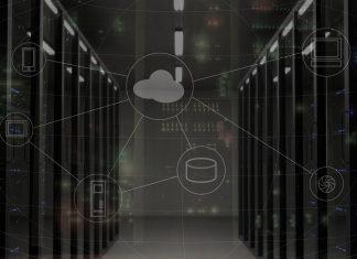 Web hosting farm