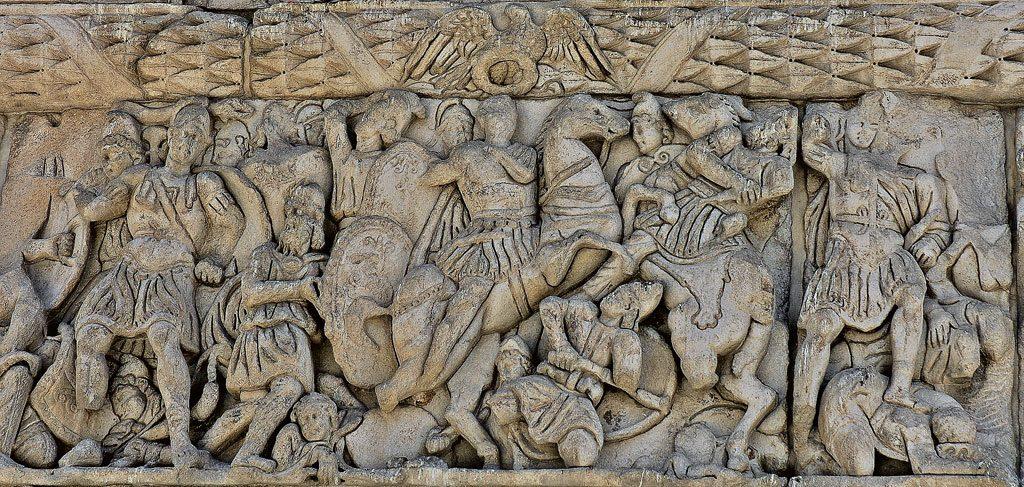 cavalleria romana